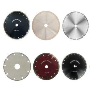 dijamantski diskovi - testere za suvo secenje kamena
