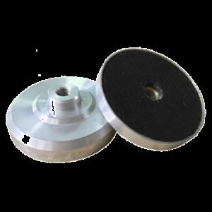 Nosac za dijakeramiku aluminijum 100mm sa M14 ili sf