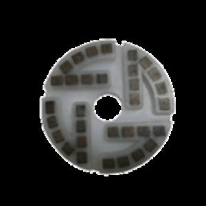 PVC zvezda 150mm(prikljucak krst ili sf)