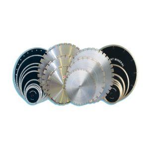 Dijamantski diskovi-Dijamantske testere za kamen